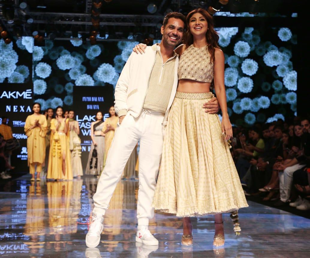 Lakme Fashion Week 2019 Shilpa Shetty Pictures