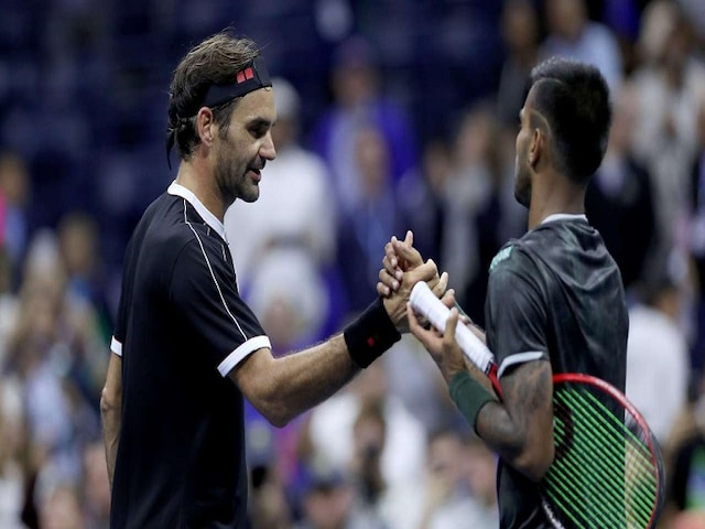 US Open 2019: Sumit Nagal Goes Down Fighting To Roger Federer in Opening Round