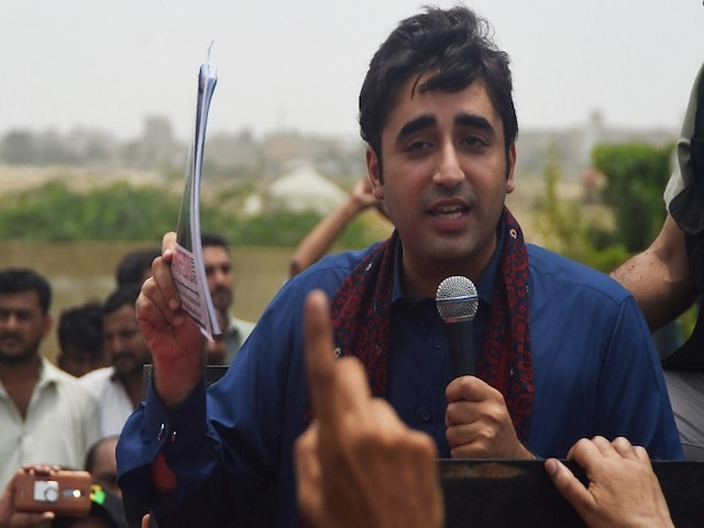 Under Imran Khan Government, Pakistan Now Forced To Defend Muzaffarabad: Bilawal Bhutto Zardari
