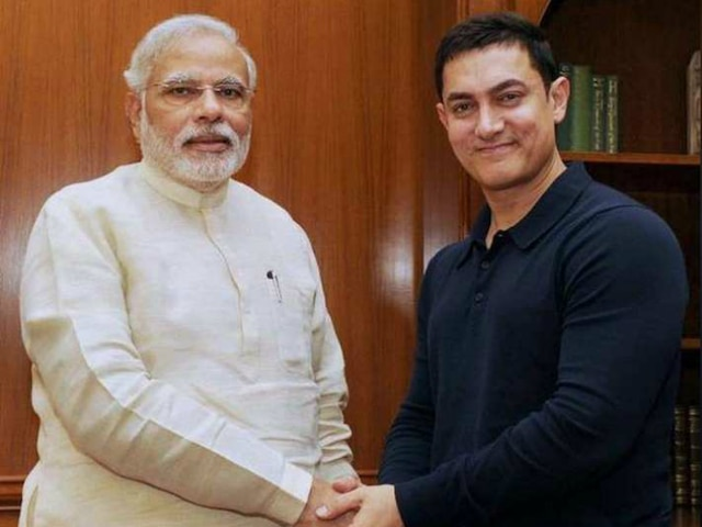 Prime Minister Narendra Modi Thanks Aamir Khan For Supporting Move To Ban Single-Use Plastic