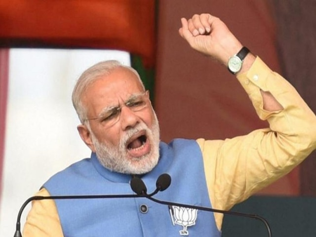 PM Modi To Kick Off Poll Campaign In Haryana With Rally In Rohtak Today