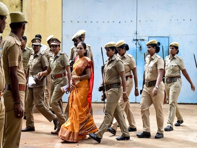 HC Dismisses Rajiv Assassination Case Convict Nalini's Plea On Premature Release