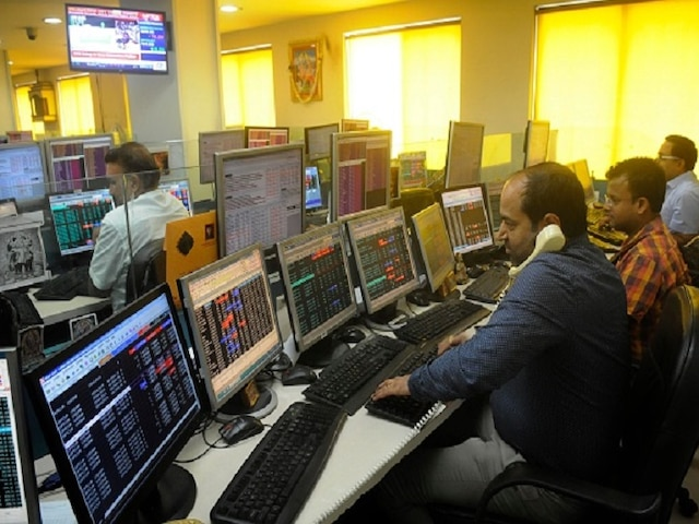 Share Market Update: Sensex Tanks 383 Pts On FO Expiry, Nifty Ends Below 11,000; Banks Underperform