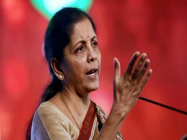 Nirmala Sitharaman Slams Congress For Unfit Economy Barb; Recalls UPA Era Of 'Double Digit Inflation'