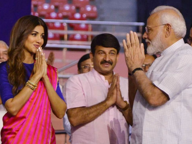 Shilpa Shetty Proud To Be Part Of PM Narendra Modi's Fit India Campaign, Joins Advisory Committee