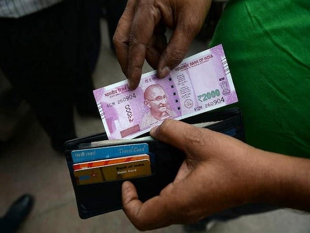 India's GDP Dips To 7-Year Low Of 5 Per Cent In April-June