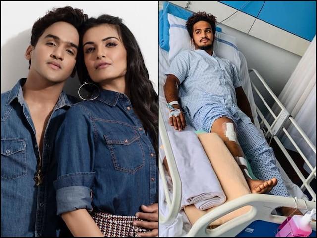 Nach Baliye 9: Injured Faisal Khan QUITS After Surgery, Shares HEARTFELT Post, Mouni Roy, Mahhi Vij & Other TV Celebs Wish Him Recovery
