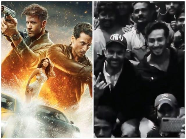 It's A Wrap For Hrithik Roshan, Tiger Shroff Starrer 'War'! Watch Video!