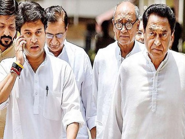 MP: Case Against BJP Leader For Mocking Kamalnath, Scindia