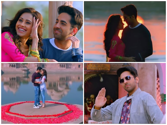 New Song 'Ik Mulaqaat' from Ayushmann Khurrana-Nushrat Bharucha's 'Dream Girl' Out Now! Watch Video!