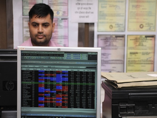 Share Market Update: Sensex Tanks 800 Pts In Worst Fall Since June, Nifty At 10,788