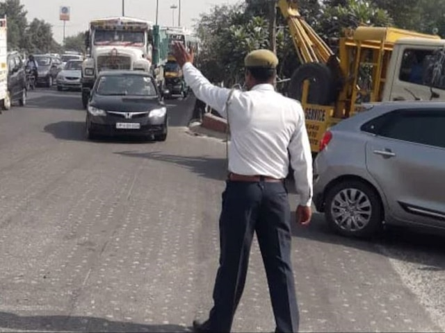 Delhi: Truck Owner Fined Over Rs 2 Lakh, Heaviest Penalty Since New Traffic Rules Implemented