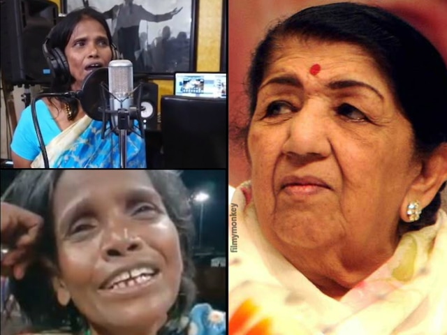Imitation is not art: Lata Mangeshkar REACTS on Ranu Mondal who became a viral sensation after singing 'Ek Pyar Ka Nagma Hai'