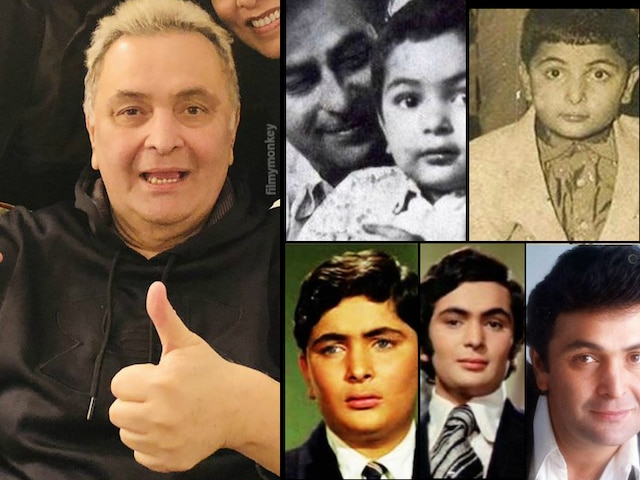 Rishi Kapoor turns 67, Daughter Riddhima Kapoor Sahni & B-Town post adorable wishes full of 'health and happiness'!