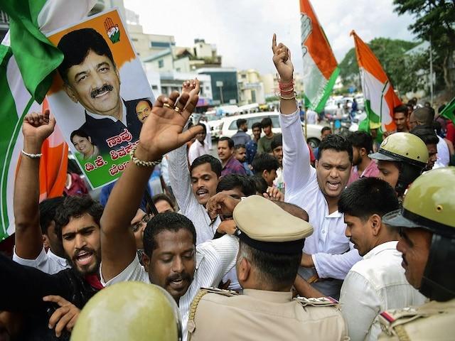 Shivakumar Arrest: Enforcement Directorate Gets Custody Of Congress Leader Till September 13