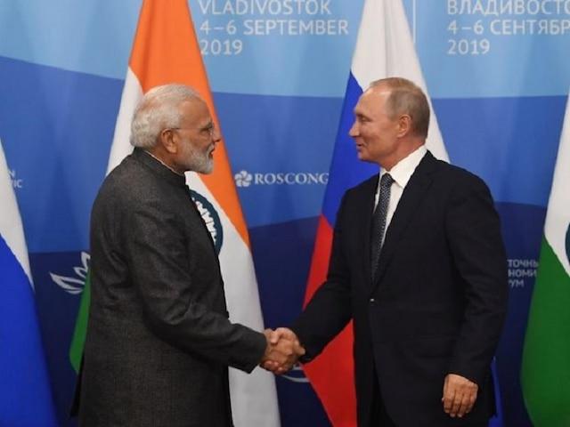 PM Modi Announces Line of Credit Of Dollar 1 Billion For Russia's Far East Region