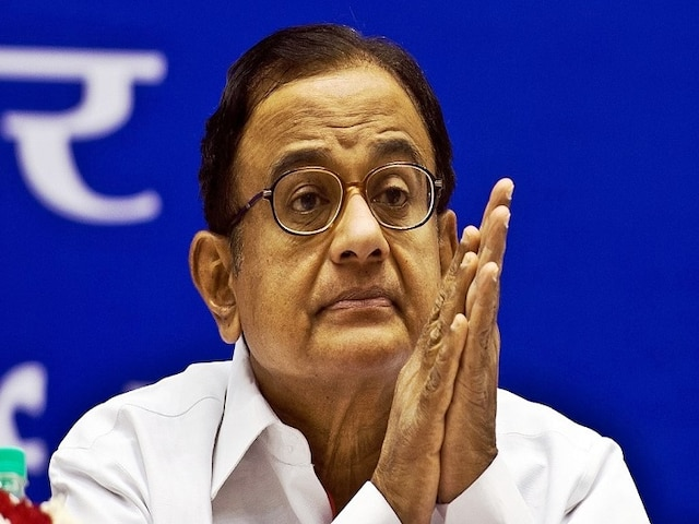 "INX Media Case: ""Don't Want Anyone Arrested,"" Chidambaram Defends Officers From Jail"