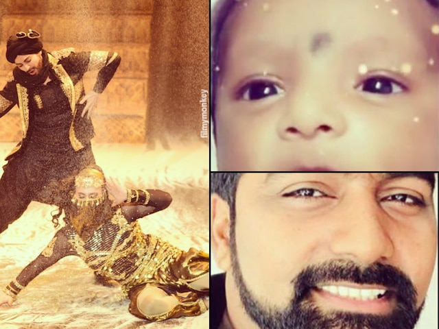 Nach Baliye 9 choreographer Vaibhav Ghuge finally reveals his newborn son's face posing with wife Meghna Suryawanshi