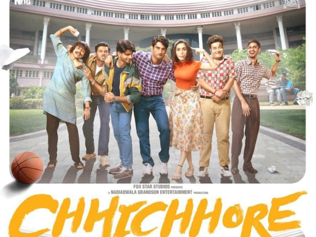 Chhichhore First Weekend Box Office Collection: Sushant Singh Rajput & Shraddha Kapoor's Film MINTS Rs 35.98 Cr