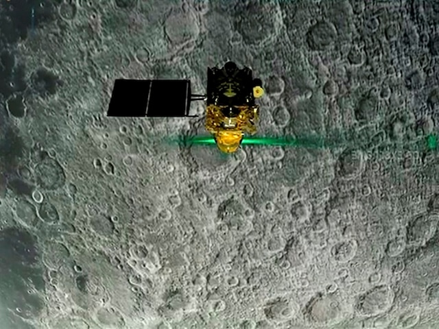 Chandrayaan 2: Terrifying Last Moments Of India's Moon Lander Vikram