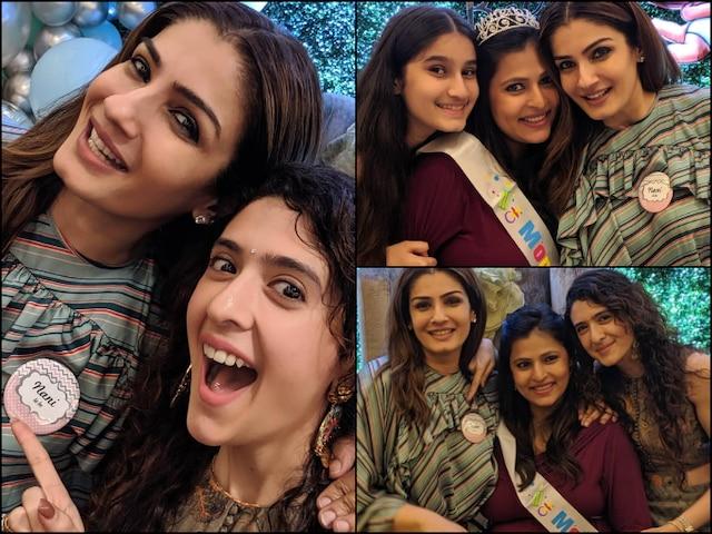 Raveena Tandon Daughter Chhaya Baby Shower PICS, Nach Baliye 9 Judge Set To Become Nani