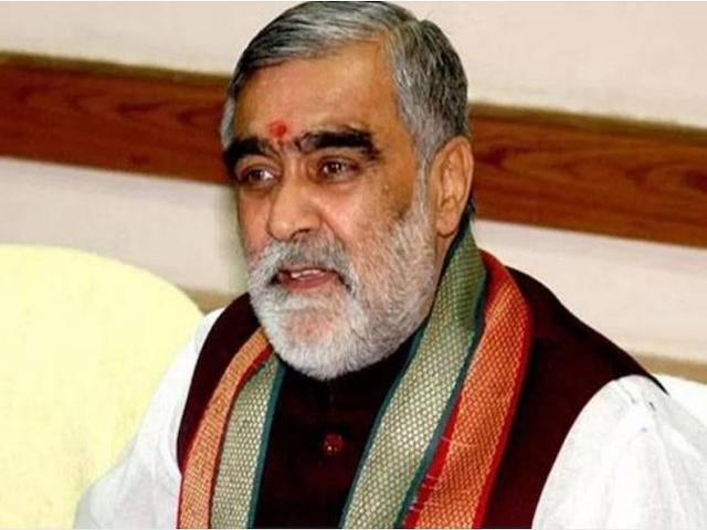 Cow Urine To Be Used In Medicines And Treatment Of Cancer: Ashwini Choubey