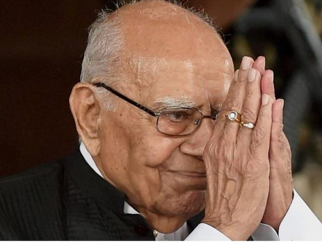 Veteran Lawyer Ram Jethmalani Dies At 95, Cremated At Lodhi Road Crematorium