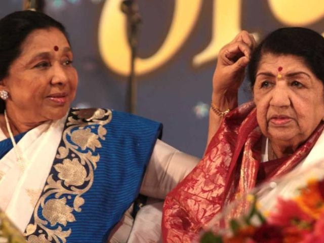 Lata Mangeshkar Wishes Sister Asha Bhosle With HEARTFELT Post On Her Birthday