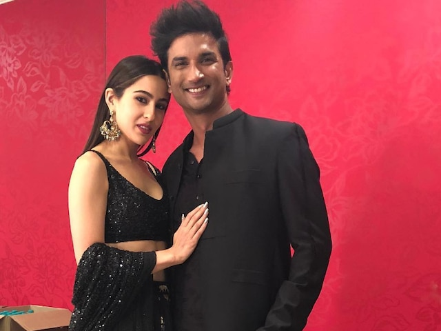Did Sushant Singh Rajput REFUSE To Work With Sara Ali Khan In A Commercial?
