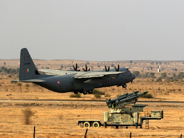 Indian Army, Air Force, Navy To Get $130 Billion For Military Modernisation