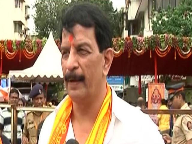 'Encounter Specialist' Pradeep Sharma May Contest From Nalasopara On Shiv Sena Ticket