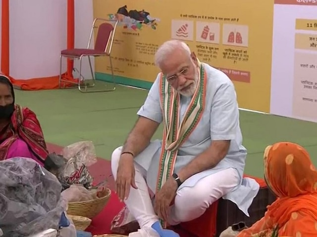 'Make Efforts To Get Rid Of Single-Use Plastic By October 2': PM Modi In Mathura