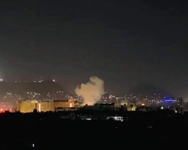 9/11 Anniversary: Rocket Blast Jolts US Embassy In Kabul, Afghanistan