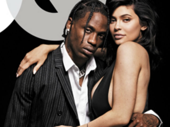 Kylie Jenner Poses Nude With Travis Scott For Playboy