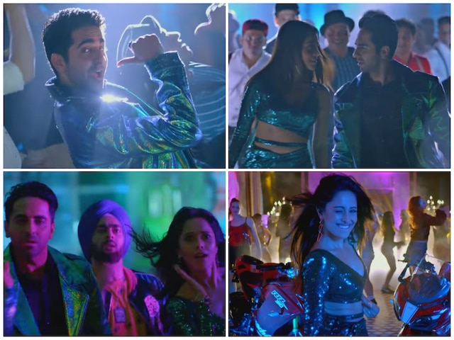 Ayushmann Khurranas 'Dream Girl' New Song 'Gat Gat' Will Awaken Punjabi Party Animal Within You! Watch Video!