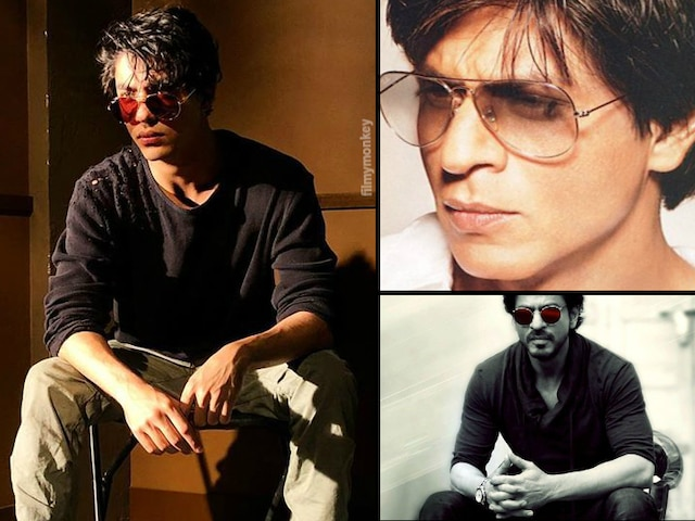 Shah Rukh Khan's son Aryan Khan returns on Instagram after 6 months, posts a latest pic & fans call him