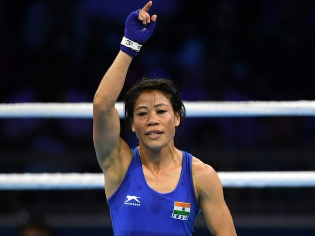 Marry Kom and 8 Female Athletes In Line For Padma Awards