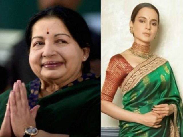 Jaya: Hollywood Makeup Artist Roped In For Kangana Ranaut's Jayalalithaa Biopic