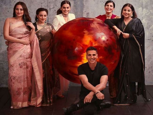 AkshayKumar's 'Mission Mangal' Hits Double Century At Box-Office, Earns Over Rs. 200 Crore