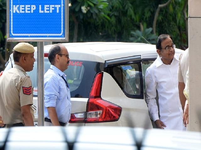 INX Media Case: P Chidambaram's Plea To Surrender Before ED Rejected By Delhi Court