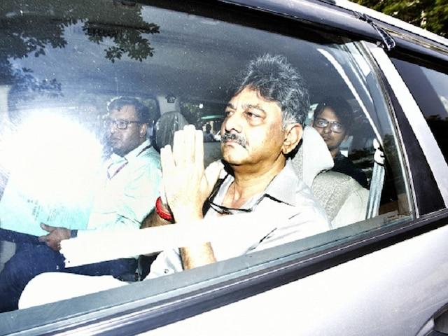 DK Shivakumar Case: Delhi Court Extends ED Custody Of Karnataka Congress Leader Till Sept 17