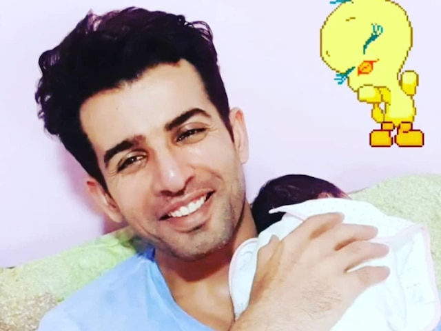 Jay Bhanushali Shares PIC With NEWBORN Daughter, REVEALS When He & Mahhi Vij Will Announce Her Name
