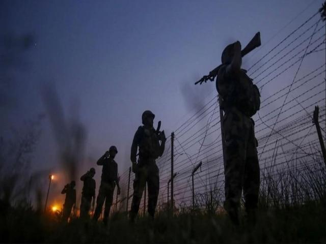 WATCH: Video Of Pakistan's BAT Infiltration Bid Foiled By Army In Hajipir Sector Released