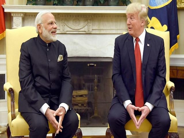 US President Donald Trump To Join PM Modi At 'Howdy, Modi!' Event In Houston