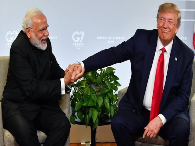 PM Modi Delighted At Donald Trump's Gesture To Join At 'Howdy, Modi' Event In Houston, To Address 50,000 Indian-Americans