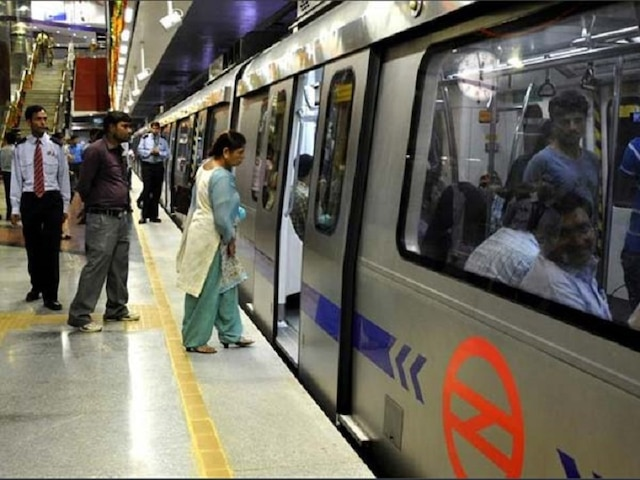Delhi Metro Services Affected On Blue And Yellow Line Due To Slow Movement, Operations Resume