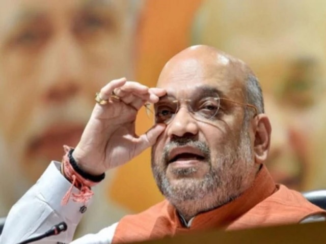 Union Home Minister Amit Shah Reviews Jammu And Kashmir Situation
