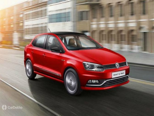 Volkswagen Launches Ameo GT Line At Rs 10 Lakh