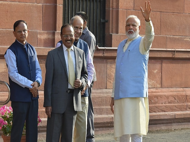 PMO Defines Work Areas For PK Mishra, Ajit Doval And P K Sinha
