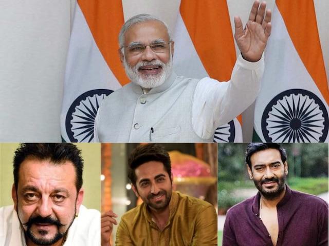 Happy Birthday Narendra Modi: Ayushmann Khurrana, Ajay Devgn, Sanjay Dutt, Akshay Kumar, Arjun Kapoor & Other Bollywood Celebs Wish PM Of India!